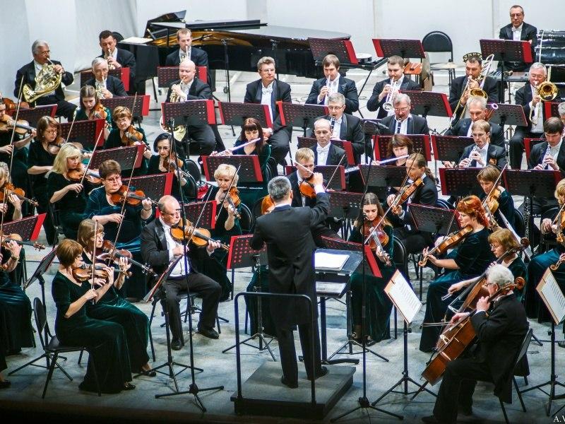 Кемеровчан приглашают на концерты симфонической музыки