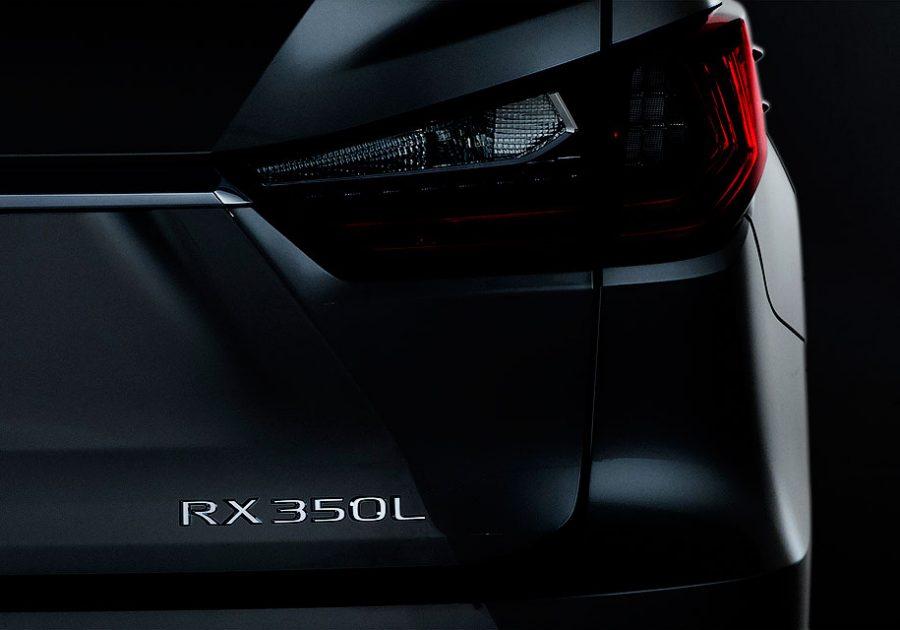 ВЛос-Анджелесе представят семиместный Лексус RX— Поместятся все