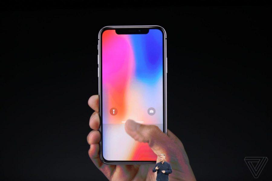 Apple предупредила обугрозе выгорания монитора  вновых iPhone X