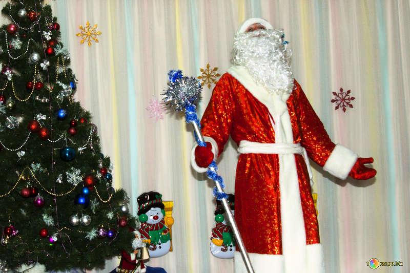 ВАнжеро-Судженске выберут лучшего Деда Мороза Кузбасса