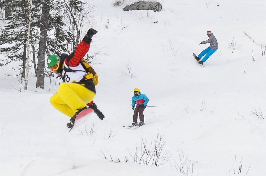 В декабре 2017 в Шерегеше пройдёт фестиваль «БАльшой снег. Неспортивные игры»