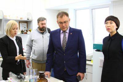 Кемеровский вуз выиграл грант в 375 млн рублей на разработку фитобиотиков