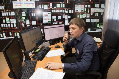 В «Кузбасской энергосетевой компании» запустили диспетческий центр нового поколения