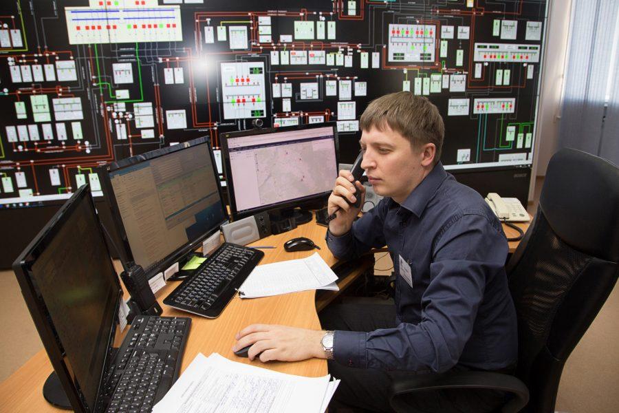 В «Кузбасской энергосетевой компании» запустили диспетчерский центр нового поколения