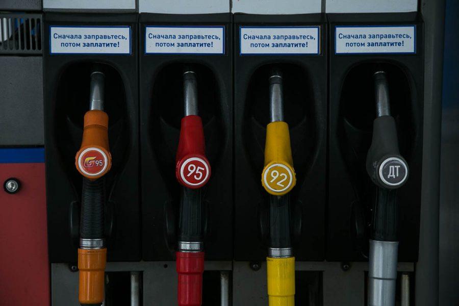 Всамом начале  ноября Кемерово стал вторым вСибири поцене  бензина