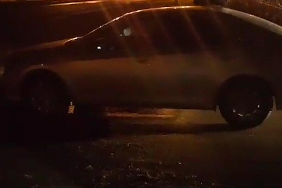 В Кемерове полиция поймала с поличным автоворов, пытавшихся угнать Toyota Camry
