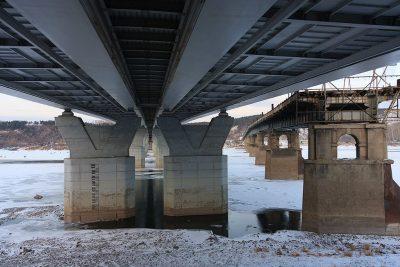 Глава Кемерова прокомментировал идею строительства моста в Кировский район