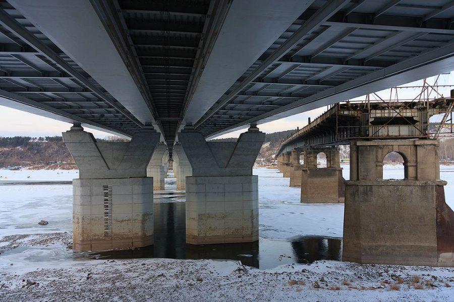 Власти Кемерова готовят ТЭО настроительство моста через реку Томь