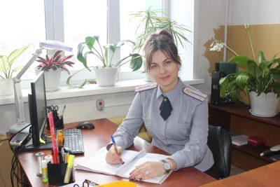 Сотрудница ГУФСИН по Кузбассу вышла в финал конкурса красоты