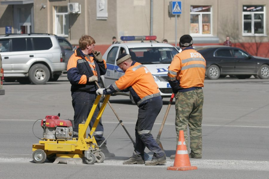 Кемеровчане могут в online-режиме выбрать улицы для ремонта в 2018 году