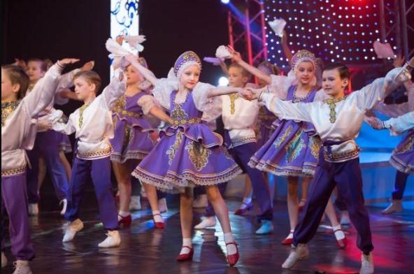 Детский ансамбль изПрокопьевска одержал победу намосковском международном фестивале