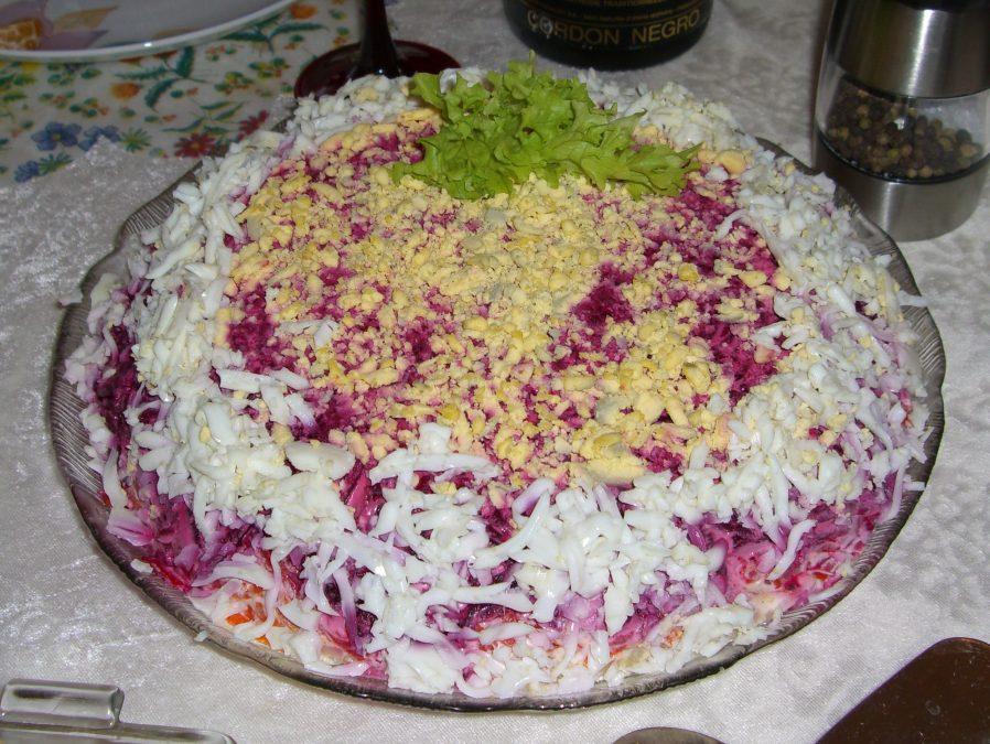В Росстате выяснили как изменились цены на традиционные новогодние салаты в Кузбассе