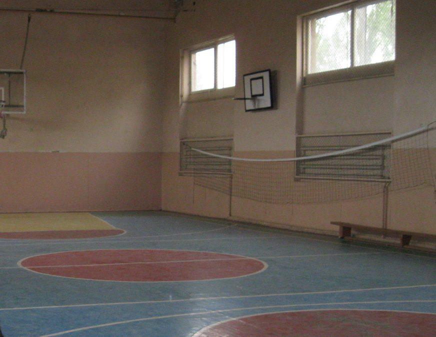 Из-за радона временно закрыли спортзал вшколе-интернате вОсинниках