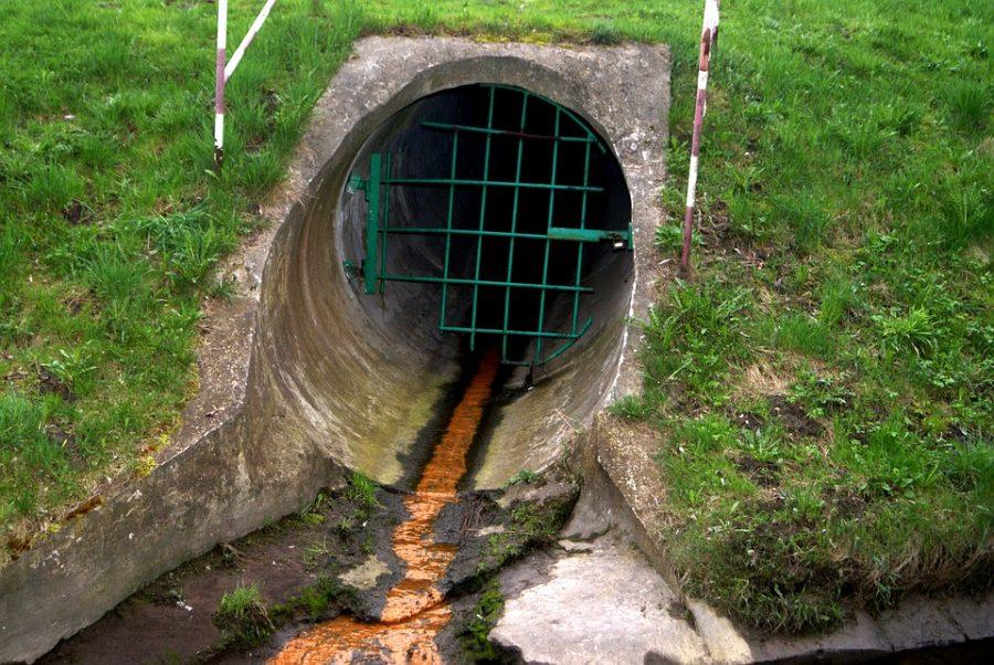 Кузбасская угольная компания загрязняла реку сточными водами