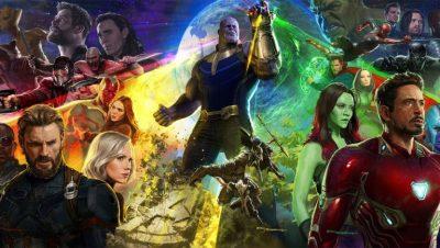 Marvel представила первый трейлер фильма «Мстители: Война Бесконечности»