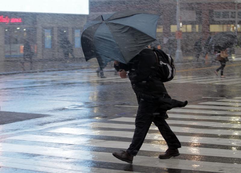 Усиление ветра, метели игололед ожидаются вКузбассе