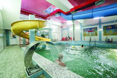 Суд оштрафовал новокузнецкий аквапарк «Лагуна»