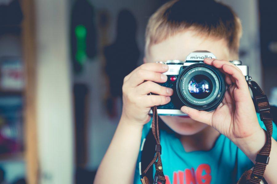 Кемеровская фотошкола проводит набор детей с особенностями развития
