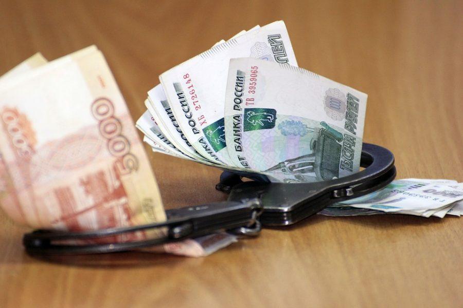 Кузбасского полицейского осудили за взятку в 50 тысяч рублей