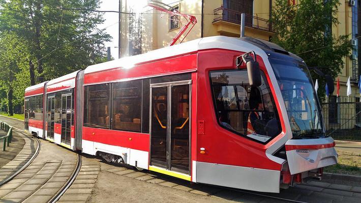 В Москве обсудили дальнейшее развитие новокузнецкой трамвайной системы