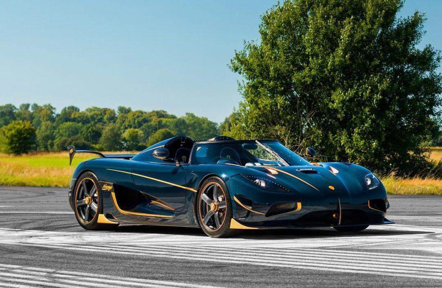 Шведский автомобиль обновил рекорд скорости для серийных машин Новая планка скорости – 447 километров в час
