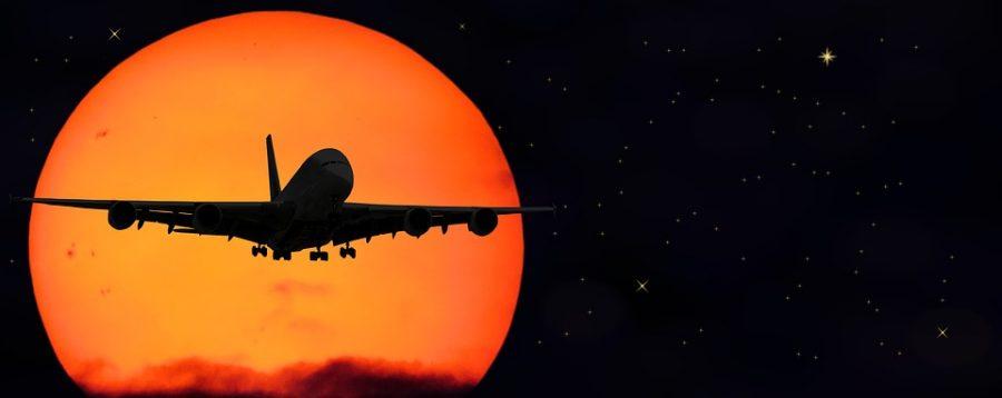 Самолёт совершил экстренную посадку в Индии из-за ревнивой жены