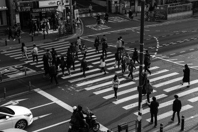 Штраф за непредоставление преимущества пешеходам на «зебре» стал еще больше