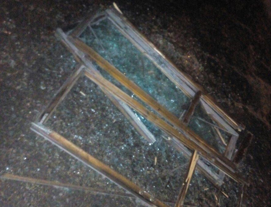 Несколько территорий и учреждений Кузбасса остались без света из-за сильного ветра