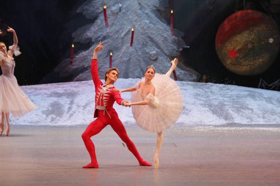 В Кемерове впервые покажут новогоднюю сказку-балет Большого театра России «Щелкунчик»