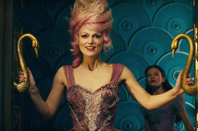 Disney опубликовала трейлер нового «Щелкунчика» с Кирой Найтли