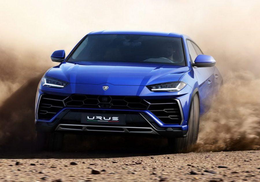 В Lamborghini представили самый быстрый внедорожник в мире