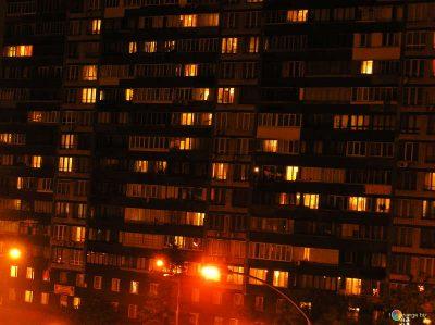 В Кемерове устранили поломку на питающем кабеле, из-за которого 15 домов были без света