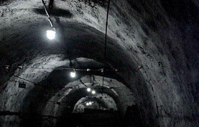 На шахте «Есаульская» в Новокузнецке произошло обрушение породы