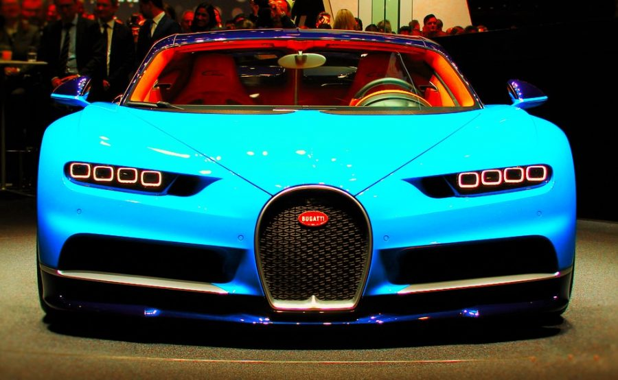 Первый россиянин получил Bugatti Chiron за 242 млн рублей