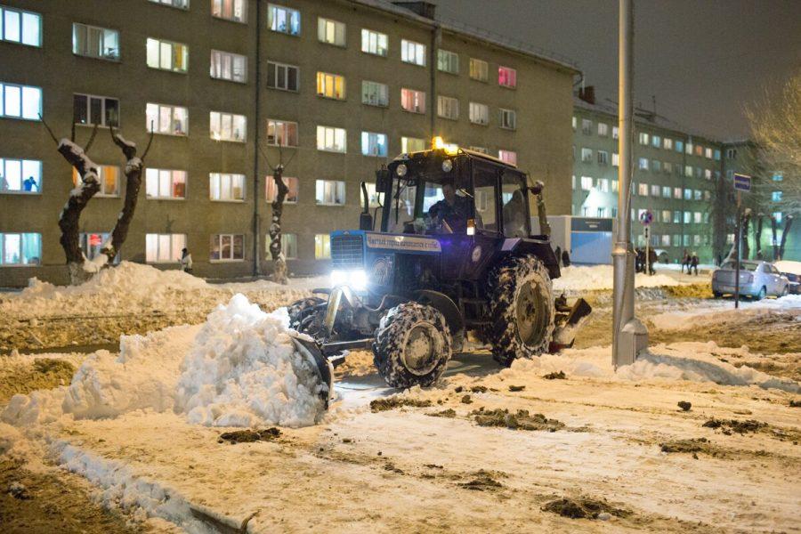 В Кузбассе коммунальщиков перевели в режим повышенной готовности