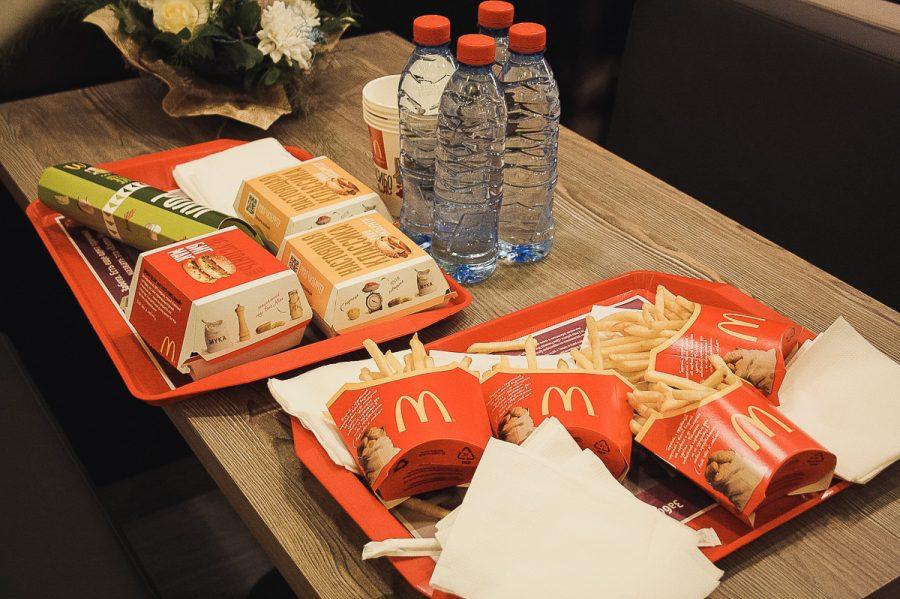 В столице России вресторанах McDonald's появились официанты