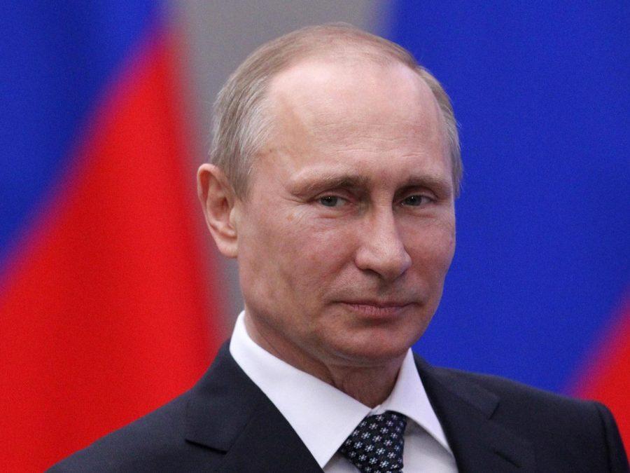 Путин поздравил граждан Чувашии иМихаила Игнатьева сНовым годом иРождеством