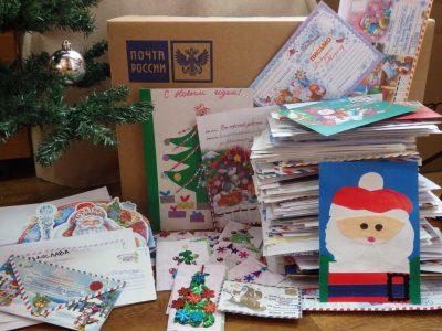 Дед Мороз получит тысячу писем из Кузбасса