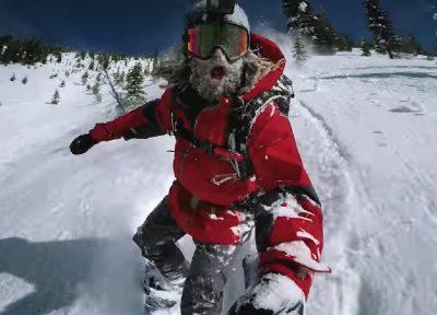 Компания GoPro опубликовала лучшие кадры, снятые в 2017 году на одноимённую камеру