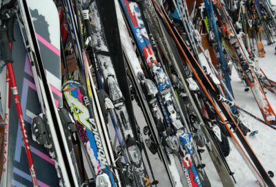 В Кемерове на бульваре Строителей откроют пункт проката лыж