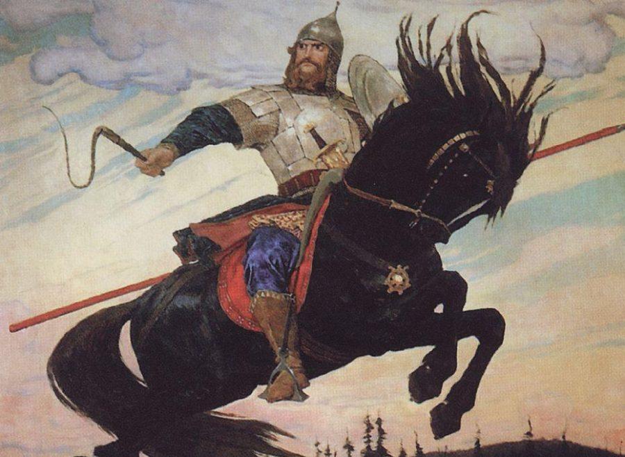 На Украине «персонами нон грата» объявили Илью Муромца и Соловья-разбойника