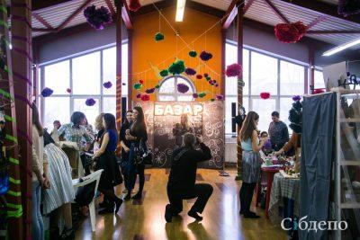 Кемеровчан приглашают на рождественский базар