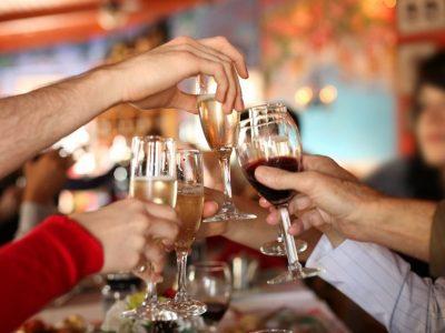 Кузбассовцы не готовы отказаться от алкоголя на Новый год
