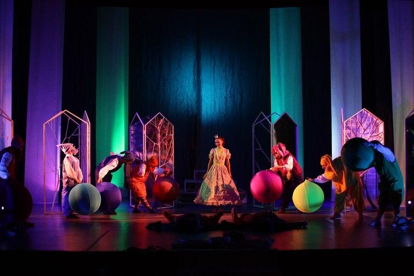 В Кемеровском театре драмы пройдёт марафон сказок