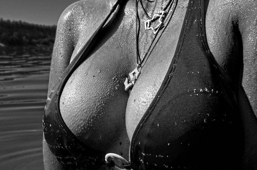 женский бюст фото красивый