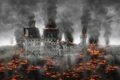 Две недели до конца света: СМИ назвали новую дату апокалипсиса