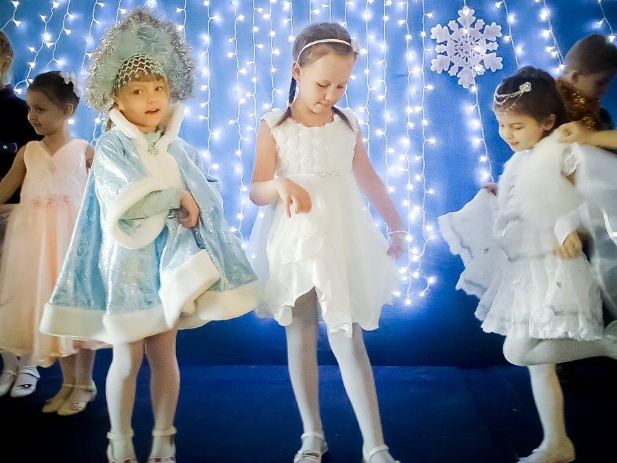 В столице Кузбасса выберут юную «Снегурочку года»