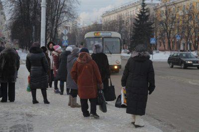 Как будет работать пассажирский транспорт в Кемерове в новогодние праздники