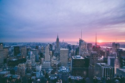 Мэр Нью-Йорка призвал горожан не выходить на улицу в -8°C