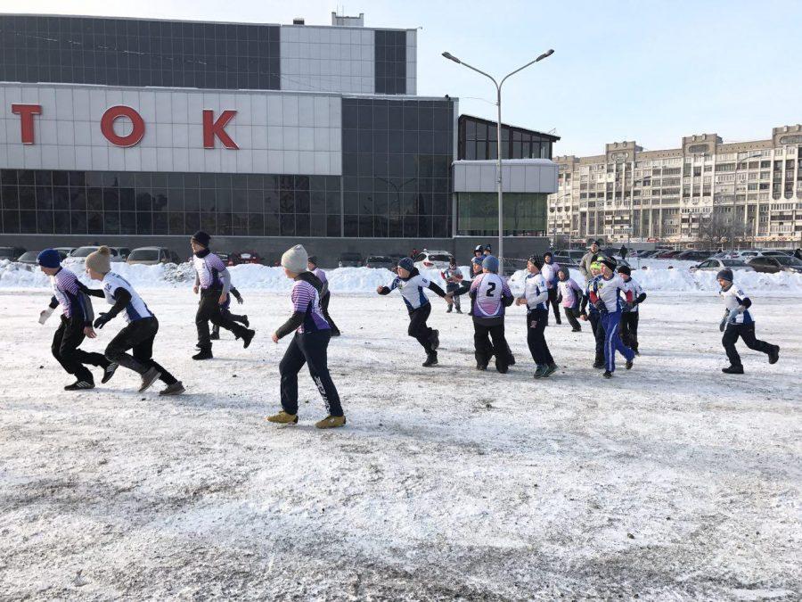 Граждане Новокузнецка устроят праздник вчесть прихода зимы